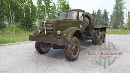 YAAZ-210 para MudRunner