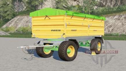 Joskin Tetra-Cap 5025 para Farming Simulator 2017