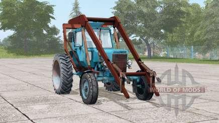 MTZ-80 Bielorrússia para Farming Simulator 2017