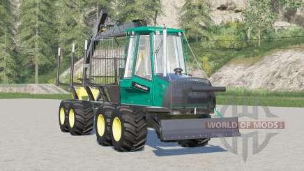 Timberjack 810B para Farming Simulator 2017
