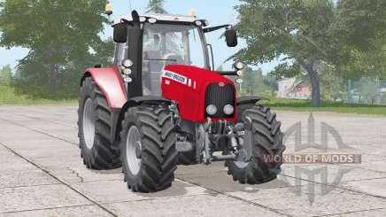 546ⴝ Massey Ferguson para Farming Simulator 2017