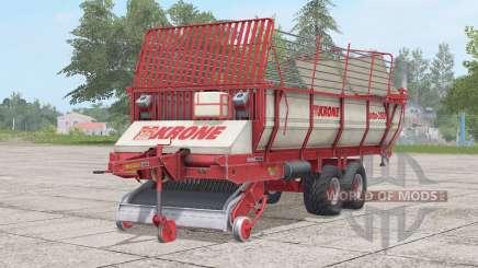 Krone Turbo 3ƽ00 para Farming Simulator 2017