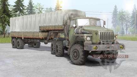 Ural-44202-862 para Spin Tires
