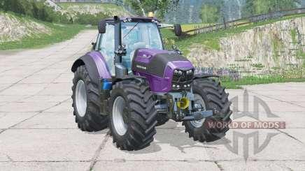 Deutz-Fahr 7250 TTV Agrotrꙫn para Farming Simulator 2015