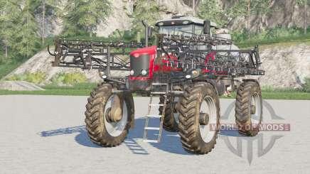 Massey Ferguson 9030〡6 configurações de pneus para Farming Simulator 2017