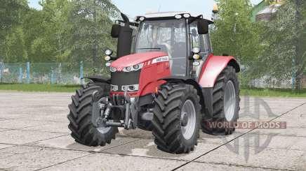 Massey Ferguson 6600 serie para Farming Simulator 2017