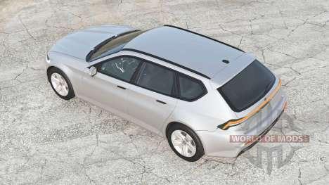 ETK 800-Series Facelift para BeamNG Drive