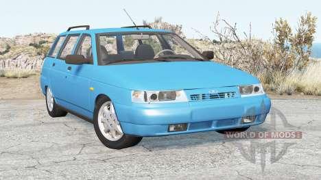 VAZ-2111 (Lada 111) para BeamNG Drive