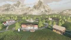 Slovenian Countryside para Farming Simulator 2017