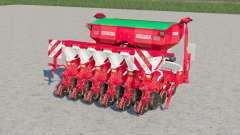 Gaspardo MTE-6R para Farming Simulator 2017