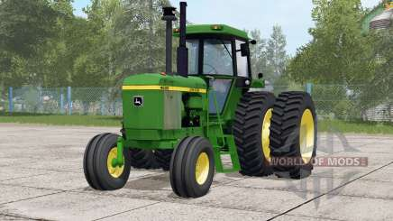 John Deere 46ろ00 para Farming Simulator 2017