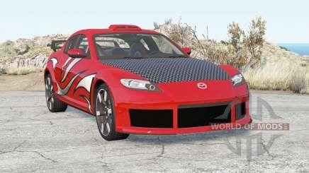 Mazda RX-8 Mias para BeamNG Drive