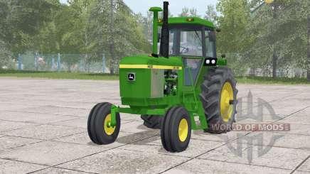 John Deere 4030 serie para Farming Simulator 2017