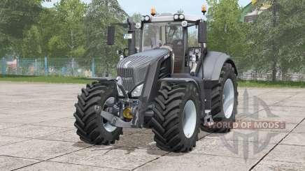 Fendt 800 Vario〡a versãoeuropeana para Farming Simulator 2017
