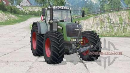 Fendt 930 Vario ȾMS para Farming Simulator 2015