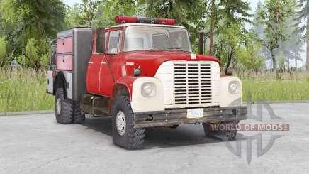 International Harvester Loadstar 1700 v1.3 para Spin Tires