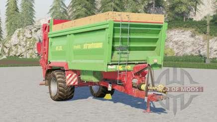 Strautmann MS 1201〡choice de pneus para Farming Simulator 2017