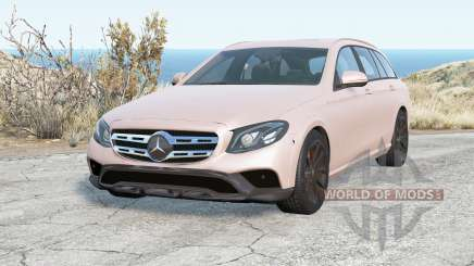 Mercedes-Benz E 350 d Estate All-Terrain (S213) 2017 para BeamNG Drive