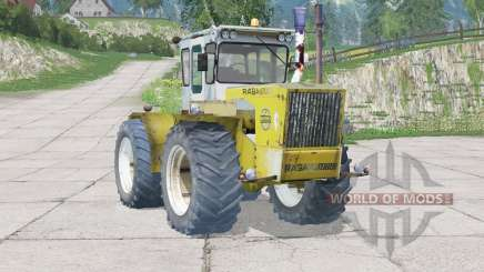 Raba-Steiger 245〡fitado com rodas duplas para Farming Simulator 2015