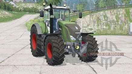 Fendt 828 Variꙩ para Farming Simulator 2015