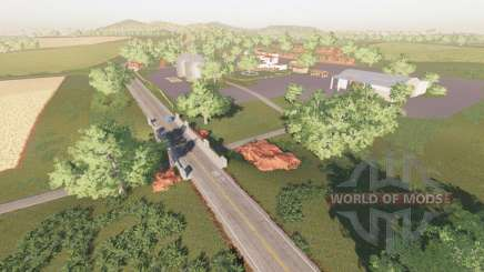 La Granja v1.2 para Farming Simulator 2017