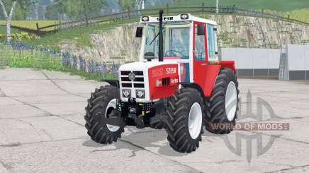 Steyr 8090A Turbꝋ para Farming Simulator 2015