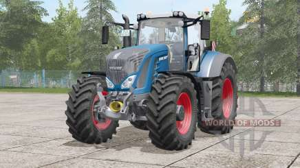 Fendt 900 Vario〡 novo modelo de motor para Farming Simulator 2017