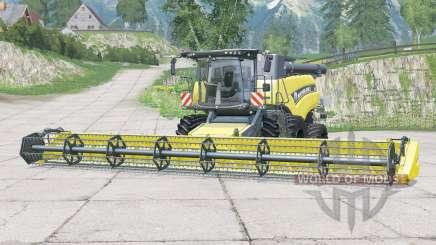 New Holland CR9.90〡com várias melhorias para Farming Simulator 2015