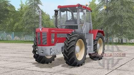 Schluter Super 2500 VL para Farming Simulator 2017