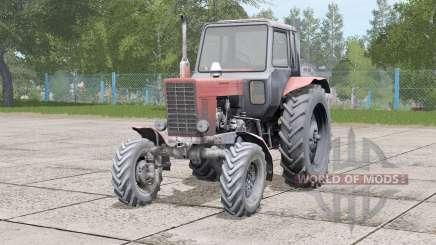 MTZ-82 Bielorrússia 41214 variantes de três rodas para Farming Simulator 2017