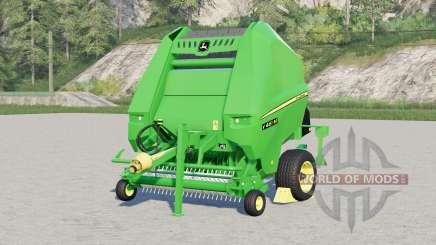 John Deere V461M para Farming Simulator 2017