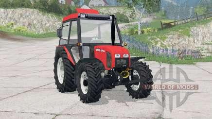 Zetor 6340〡mirrors refletem para Farming Simulator 2015