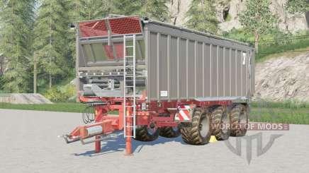 Kroger Agroliner TAW 30〡capacidade config para Farming Simulator 2017