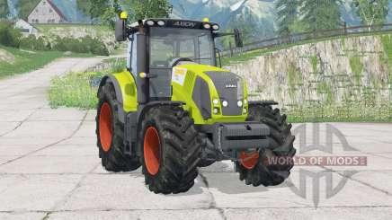 Claas Axion 800 para Farming Simulator 2015