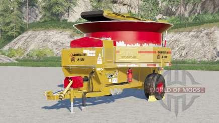 Moedor haybuster H-1130〡tub para Farming Simulator 2017