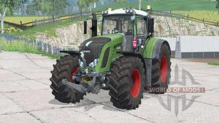 Sinal de alerta fendt 927 Vario〡se para Farming Simulator 2015