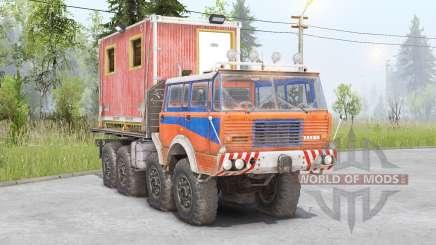 Tatra T81ろ para Spin Tires