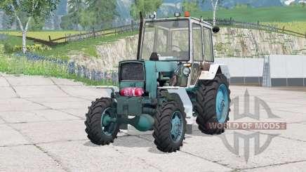 Umz-6KL〡 suporte do carregador dianteiro para Farming Simulator 2015