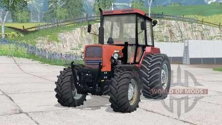 YuMZ-8244 para Farming Simulator 2015