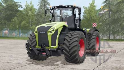Claas Xerion Traȼ VC para Farming Simulator 2017
