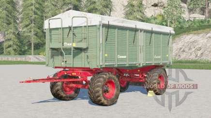 Krone DK 240-18〡marcas eletríveis para Farming Simulator 2017