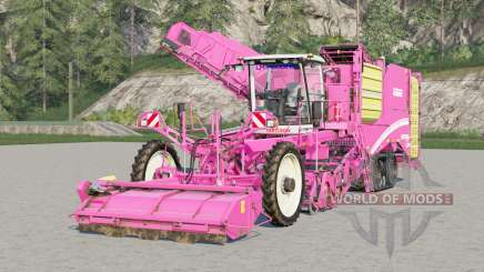 Grimme Varitron 470 Platinum Terra Trac〡capacidade escolha para Farming Simulator 2017
