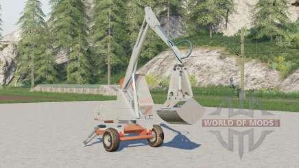 Cyklop T-214〡com ou sem táxi para Farming Simulator 2017