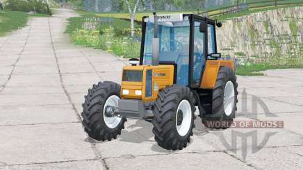 Renault 103.54 TX〡handbrake para Farming Simulator 2015