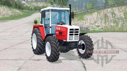Steyr 8090A Turbꝺ para Farming Simulator 2015