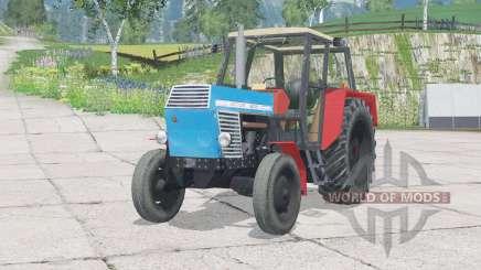 Retalho de escape 〡 Zetor 8011〡animado para Farming Simulator 2015