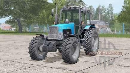 Eixo dianteiro 〡 Bielorrússia-1221 Bielorrússia para Farming Simulator 2017