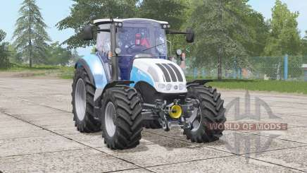 Steyr Multi 4000〡provas de engenharia para Farming Simulator 2017