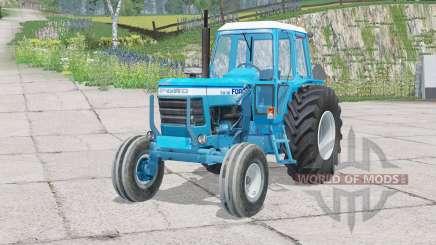 Portas ford TW-10〡a abertura para Farming Simulator 2015