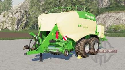 Krone BiG Pack 1290 HDP II (XC)〡square baler para Farming Simulator 2017